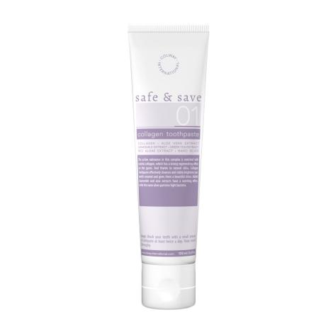 Colway Collagen toothpaste Pasta do zębów z kolagenem 100ml