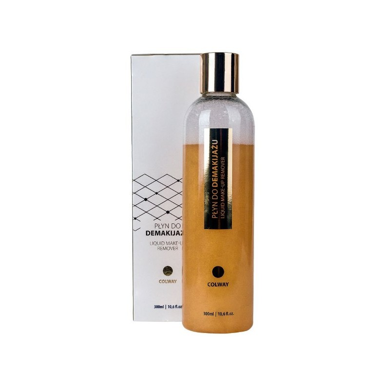 Colway Liquid Make-up Remover Płyn do demakijażu 300ml