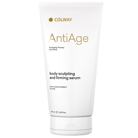 Colway AntiAge Body sculpting and firming Serum wyszczuplajace do ciała 200ml